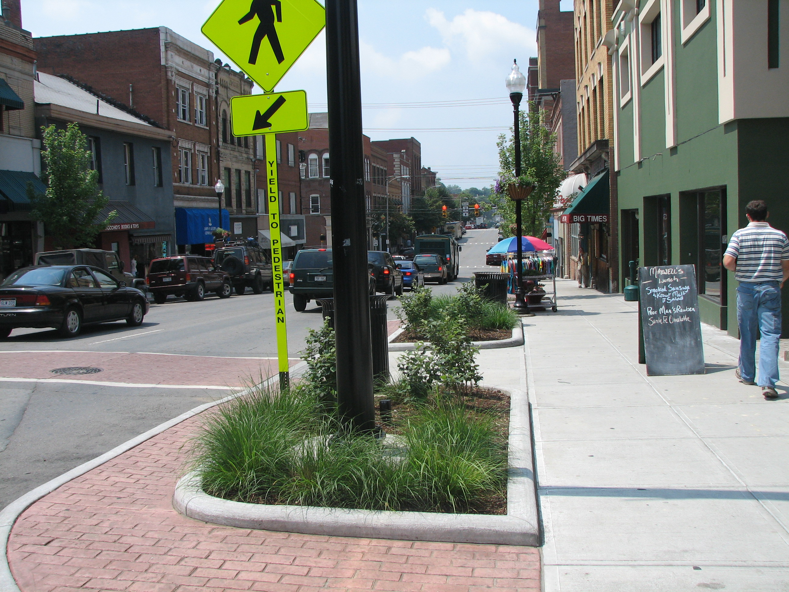 On Thursday April 19 2012 From 900 AM To 1000 The City Of Morgantown Will Be Holding A Meeting For High Street Streetscape Improvement Project